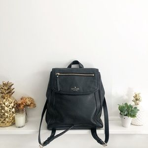 Kate Spade 'Boerum Place Thayer' Leather Backpack
